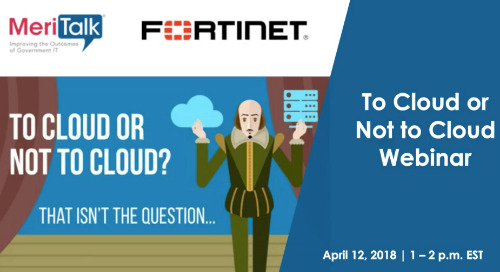 Webinar: To Cloud or Not to Cloud