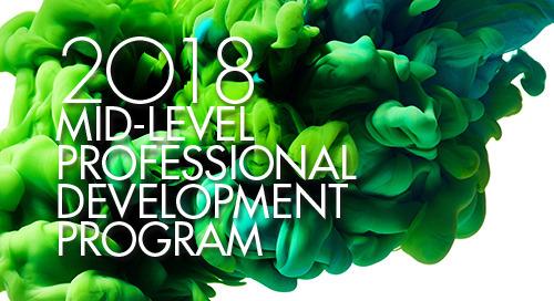 Mid-Level Professional Development Program