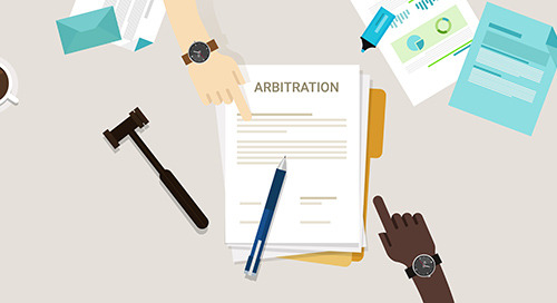 """Fresh Start"" Principles Defeat Mandatory Arbitration Clause"
