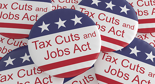 Tax Cuts and Jobs Act and Bankruptcy Estate Taxes