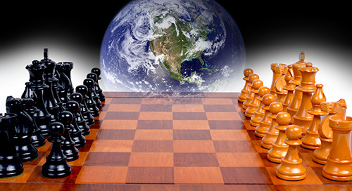 A Primer on the Chapter 15 Global Chess Game