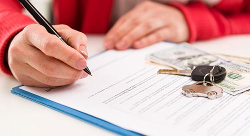Study Examines How Often Debtors Seek to Reaffirm Auto Loans