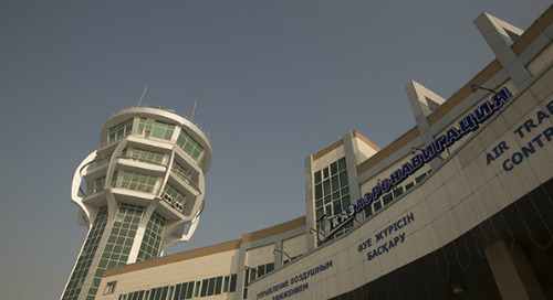 NEWS: Leidos Continues Support of Kazakhstan's Air Traffic Management System