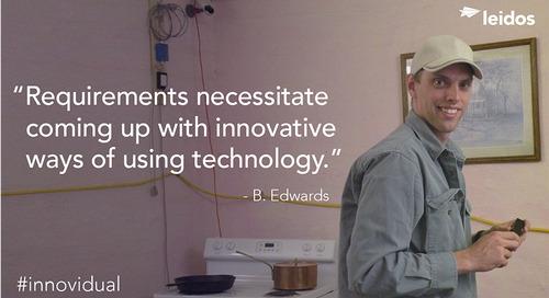 #Innovidual Brian Edwards