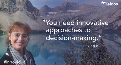 #Innovidual Julie Rosen