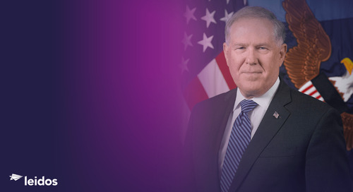 NEWS: Frank Kendall III Appointed to Leidos Board of Directors
