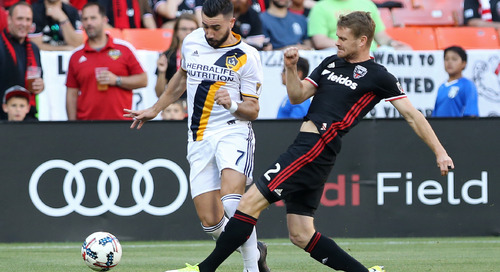 Aerial defending crucial for #FCDvDC