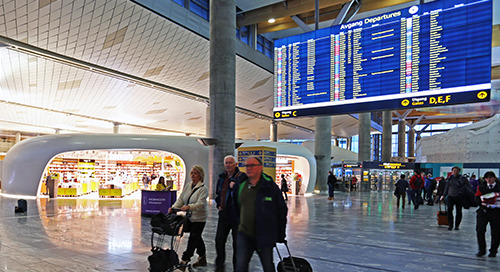 NEWS: Leidos extends relationship with Avinor for passenger process optimisation