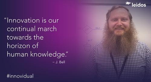 #Innovidual Johann Bell
