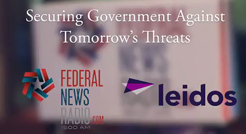 Securing Government against tomorrow's threats: an interview with Leidos CIO, Steve Hull