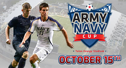 Leidos Announced as Local Presenting Sponsor of Army-Navy Cup
