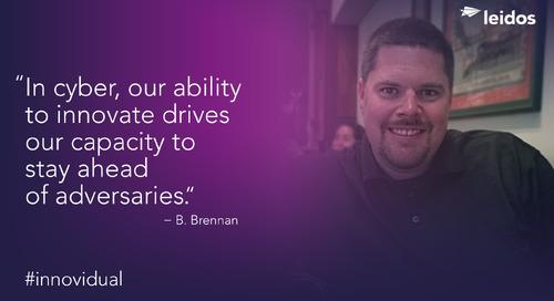 #Innovidual Bill Brennan