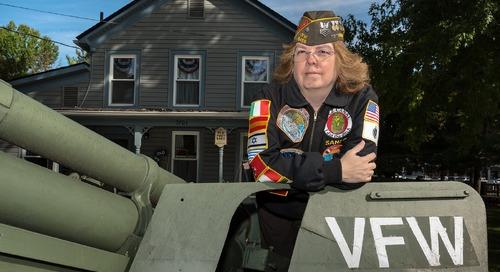 Heroes of Leidos: Sandy