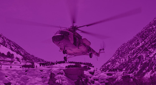 Leidos awarded prime contract to support helicopters and fixed-wing aircraft for Afghanistan Air Force