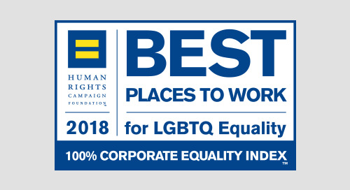 Leidos achieves perfect score in 2018 HRCF Corporate Equality Index