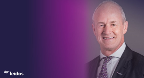 Leidos Appoints New UK Chief Executive