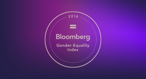 Leidos Named to 2018 Bloomberg Gender-Equality Index