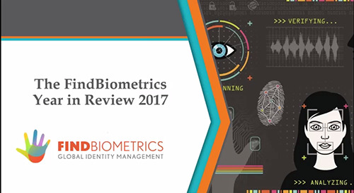 The 2017 FindBiometrics year in review webinar