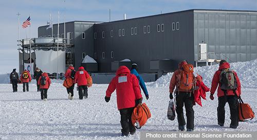 Extreme IT: IT on ice in Antarctica