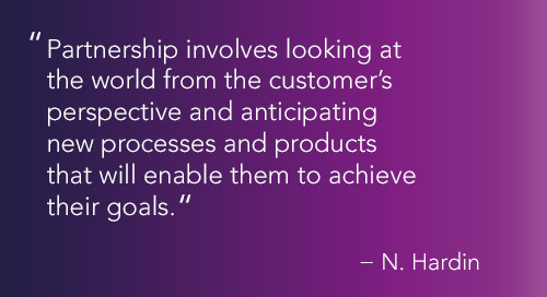 Nan Hardin on what it's like to successfully manage complex programs for NASA
