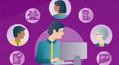 User-centric IT support, patient-centric mission
