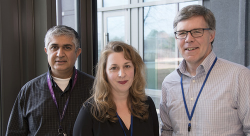 Leidos Biomedical Research staff advance Genomic Data Commons capabilities