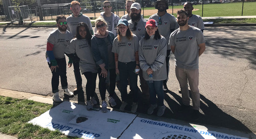 D.C. United helps raise awareness on keeping the Anacostia River clean