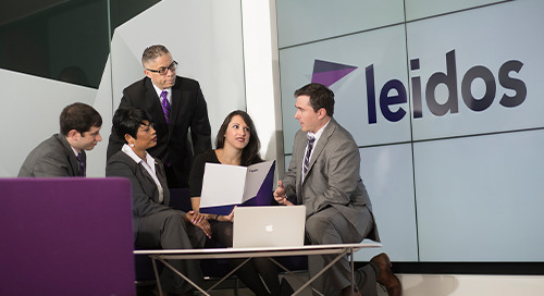 NASA recognizes Leidos employees