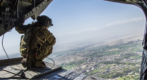 Leidos wants virtual Iraq and Afghanistan to look more like reality