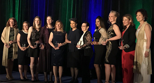 Leidos Executive Honored with Leadership Award by Women in Technology