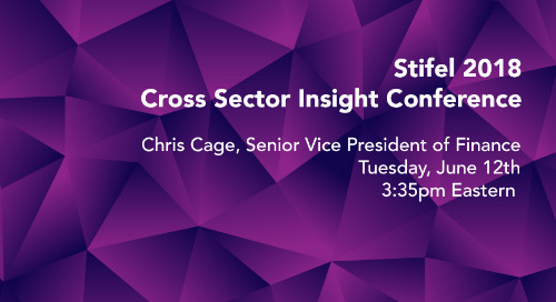 Leidos to Participate in the STIFEL 2018 Cross Sector Insight Conference