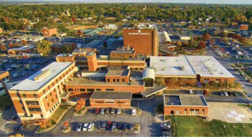 No- or Low-Cost Improvements: Energy Efficiency at Blessing Hospital