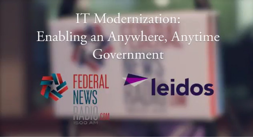 The impact of mobility and collaboration on IT modernization