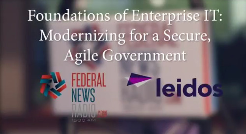 Using the cloud to move toward a secure, agile government