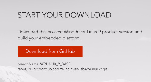 Download Wind River Linux