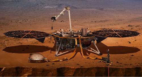 Wind River VxWorks Lands on Mars (Again) with NASA's Insight Spacecraft