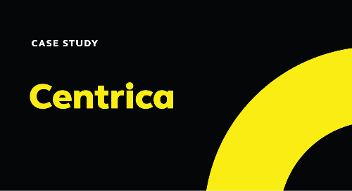 Workday case study: helping Centrica, a long-time client improve their employees' experience