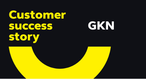 Customer success story: GKN