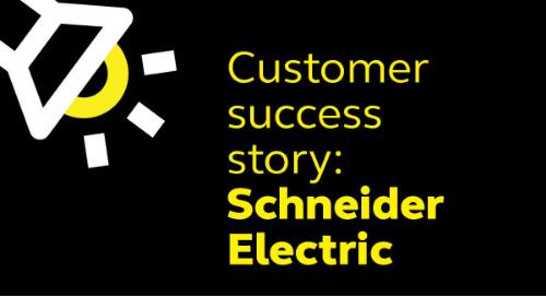 Case study: Schneider Electric returns to Alight