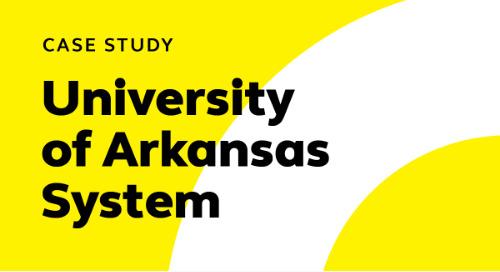 Case Study: University of Arkansas