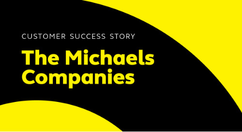 Customer success story: The Michaels Companies