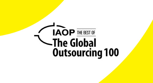 IAOP recognizes Alight as one of best-of-the-best on its 2019 Best of Global Outsourcing 100 list