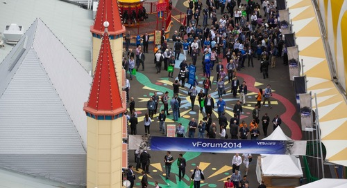 M&a delivers No Limits with VMware's vForum 2014