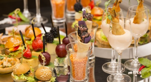 Three catering styles to tickle your tastebuds in 2015
