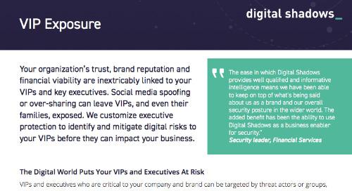 VIP Exposure