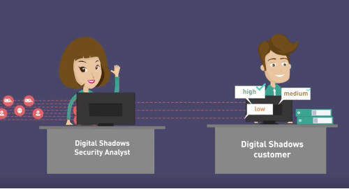 Digital Shadows - Monitor, Manage, and Remediate Your Digital Risk