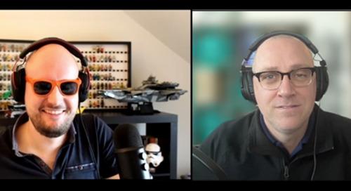 Special: Cyber Threat Intel Leader Gert-Jan Bruggink, legos, and MORE!