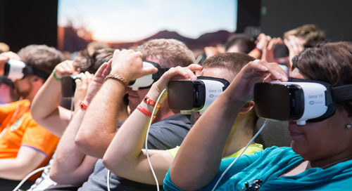 Getting Started with Virtual Reality for Your Next Event