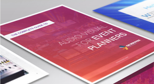 The Complete Guide to Audio Visual for Event Planners [Download]
