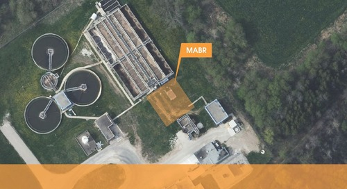 Will membrane aerated bioreactors (MABR) change how we treat wastewater?